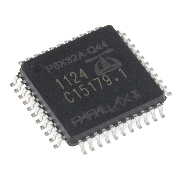 Propeller P8X32A IC