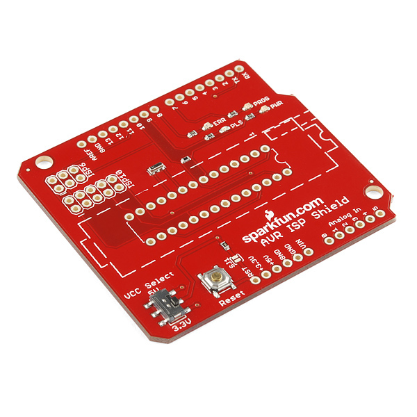 SparkFun AVR ISP Shield - PTH Kit