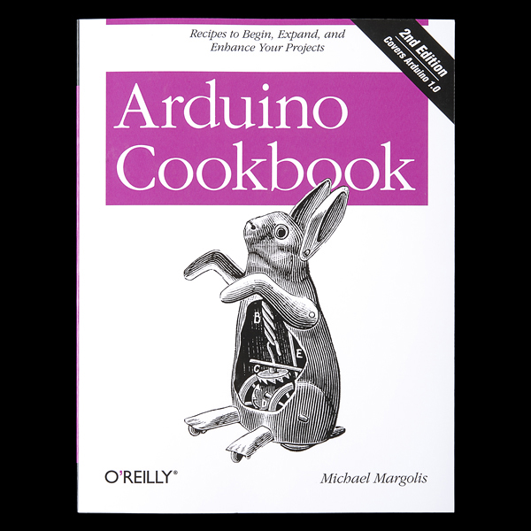 Arduino Cookbook - Second Edition
