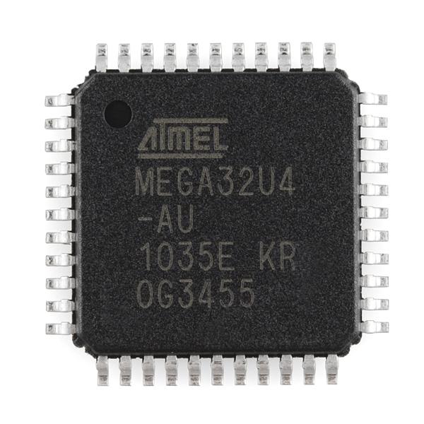 ATMega32U4 TQFP