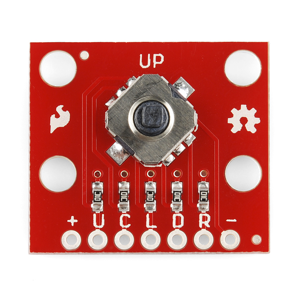 SparkFun 5-Way Tactile Switch Breakout