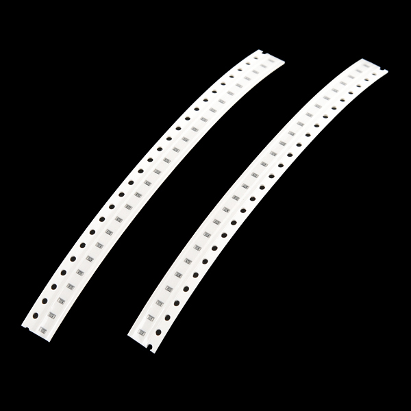 Resistor 10k Ohm - SMD (strip of 50)