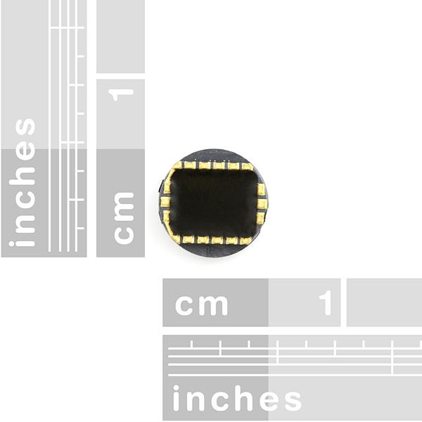 Barometric Pressure Sensor MEMs - SCP1000-D01