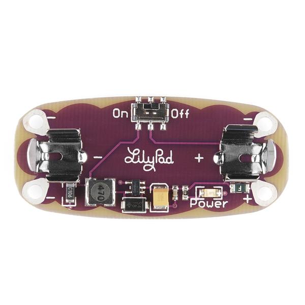 LilyPad Power Supply