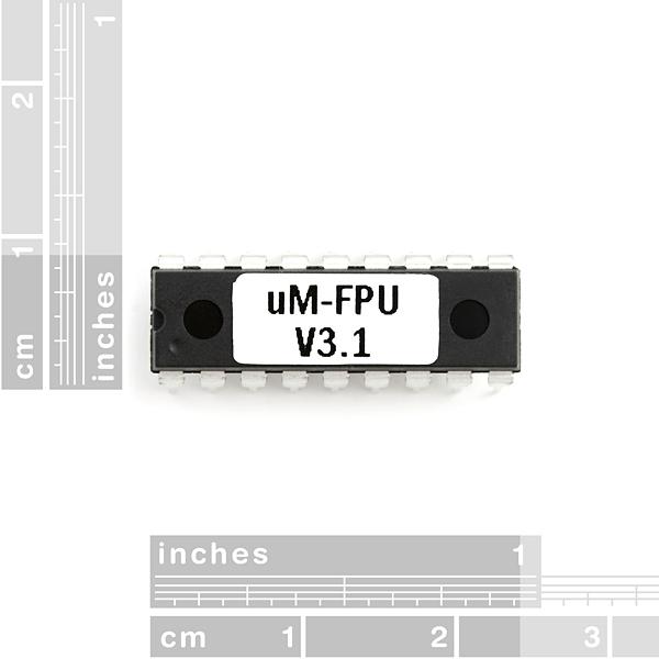 Floating Point Co-Processor uM-FPU v3.1