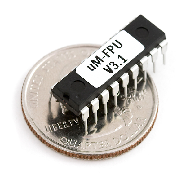 Floating Point Co-Processor uM-FPU v3.1