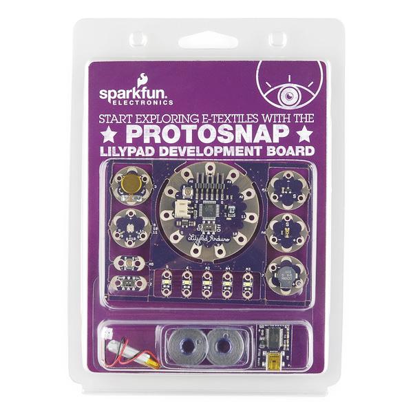 ProtoSnap - LilyPad Development Board Retail