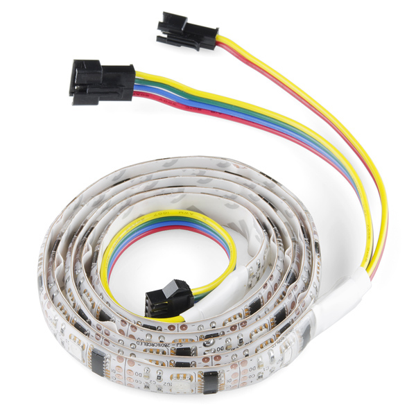 11272 01a rgb led strip 32 led m addressable 1m com 11272 sparkfun  at alyssarenee.co