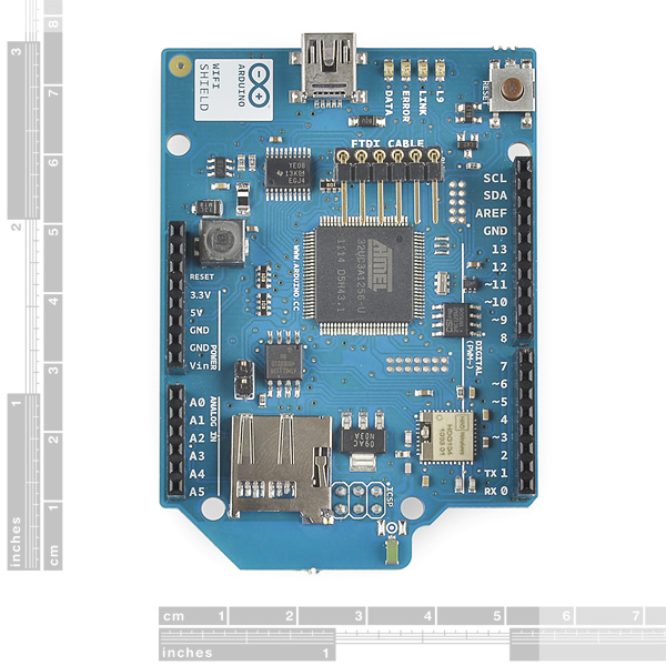 Arduino Wi-Fi Shield