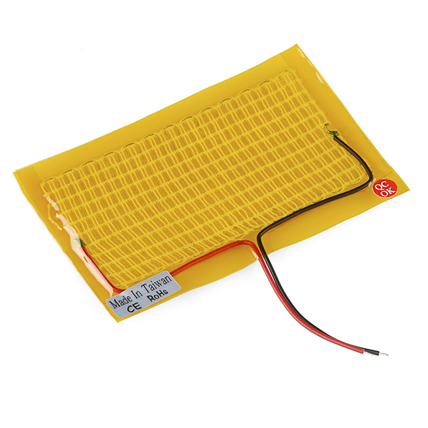 11288 01 heating pad 5x10cm com 11288 sparkfun electronics Honeywell Thermostat Wiring Diagram at readyjetset.co