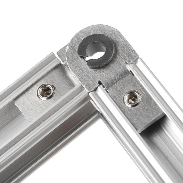 MicroRax - Knuckle Hinge