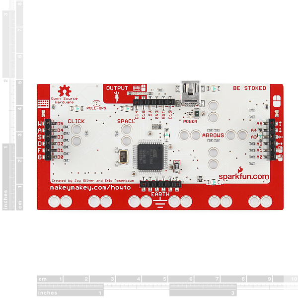 Makey Makey - Deluxe Kit (Old Firmware)