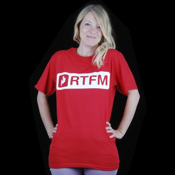 SparkFun RTFM Tee - Medium
