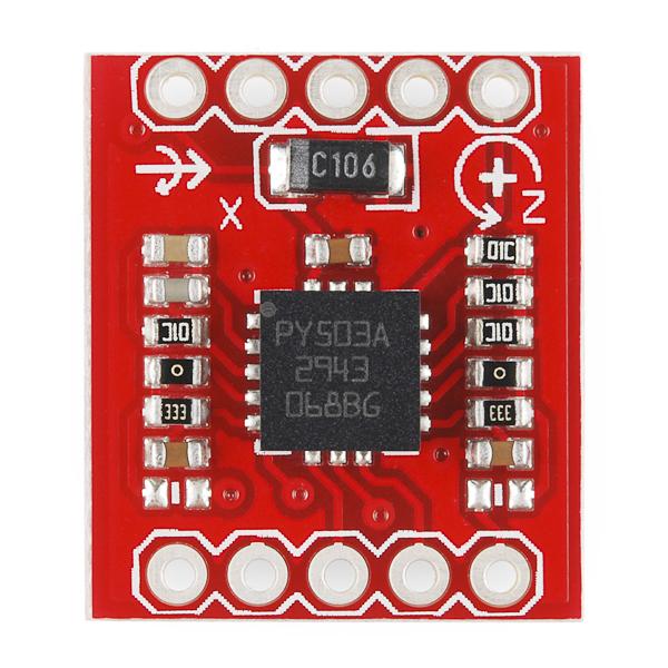 SparkFun Gyro Breakout - LPY503AL (Dual 30°/s)
