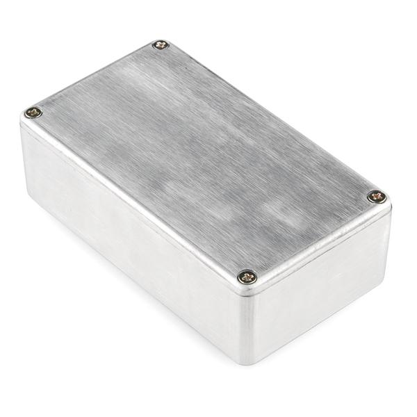 Enclosure - Aluminum (115x65x35mm)