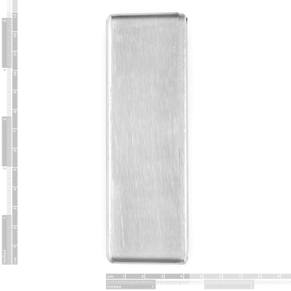 Enclosure - Aluminum (115x65x35mm)