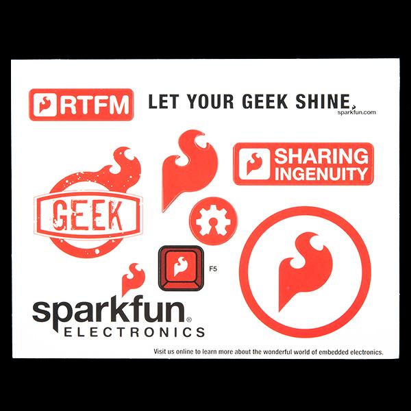 SparkFun Stickers