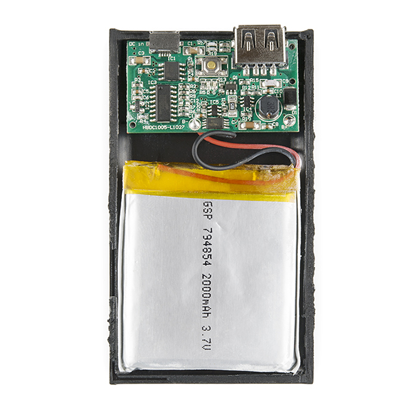 USB Battery Pack - 1800 mAh