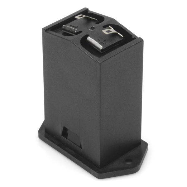 Battery Holder - 9V Drawer (Panel Mount)