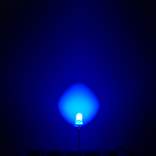 LED - Basic Blue 5mm
