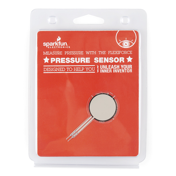 Flexiforce Pressure Sensor - 25lbs Retail