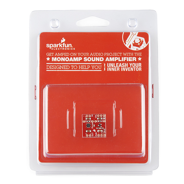 MonoAmp - Sound Amplifier Retail