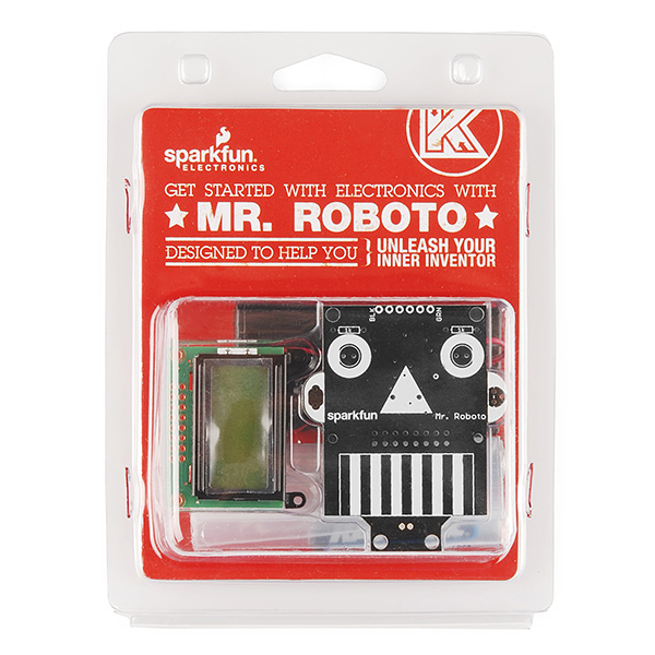 Mr. Roboto Retail