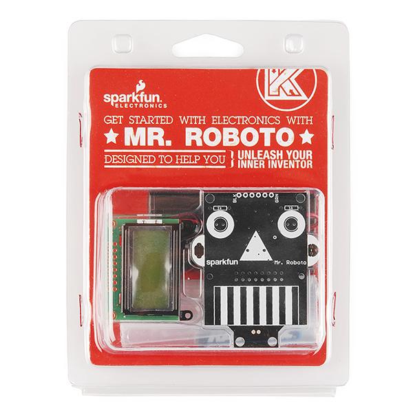 Mr. Roboto Retail