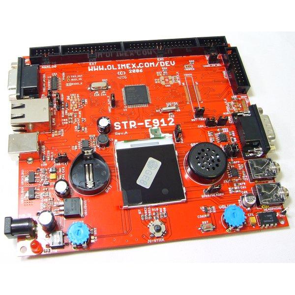 Development Board STR912 ARM