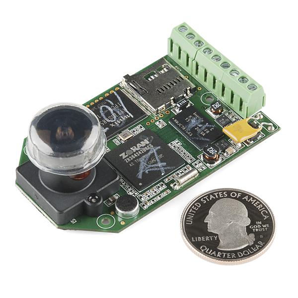 HackHD - 1080p Camera Module - SEN-11418 - SparkFun Electronics