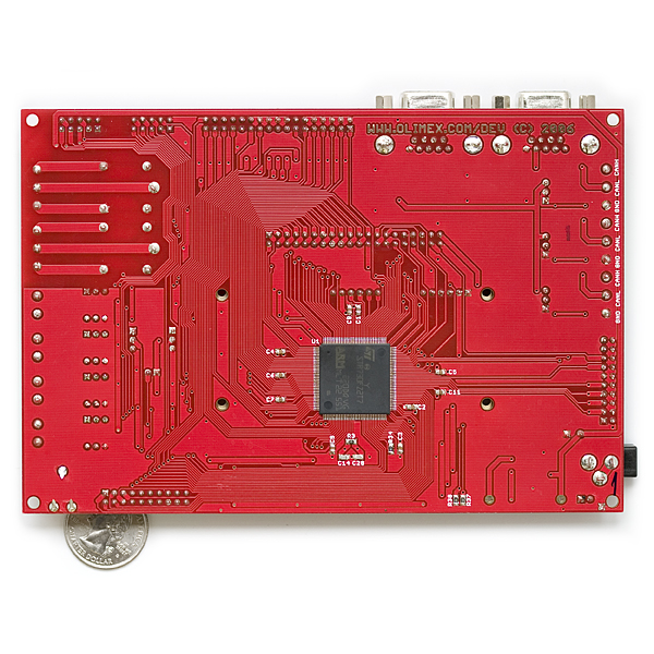 Development Board STR730 ARM