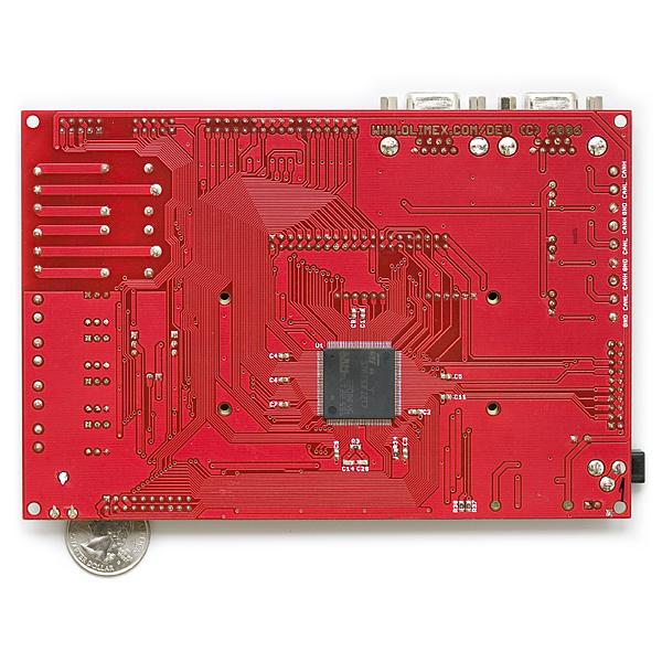 Development Board STR730 ARM