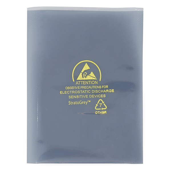 "Static Shielding Bag - 3"" x 5"""