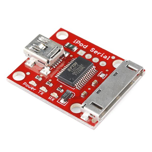 SparkFun Serial to USB Adapter - Nike+iPod