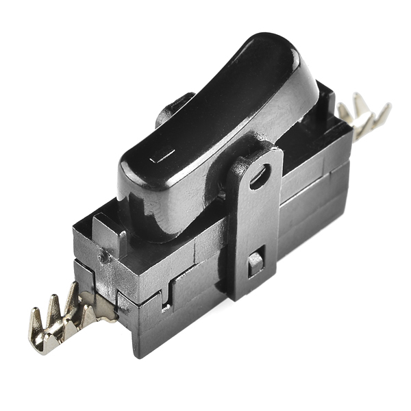 Lamp Switch - SPST (inline)