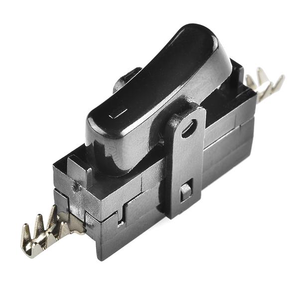 Lamp Switch - SPST (inline)