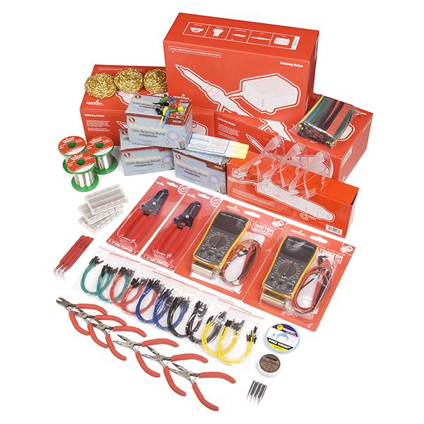 Hack Pack Workshop Supply Kit