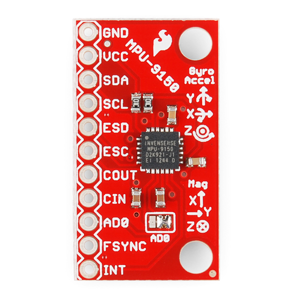 MPU-9150 product photo