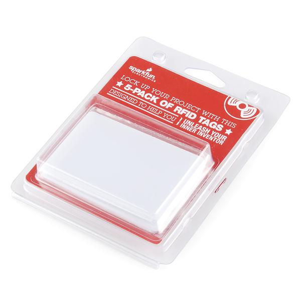 RFID Tag - 125kHz (retail pack of 5)