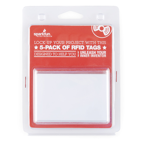 RFID Tag - 125kHz (retail pack of 5)