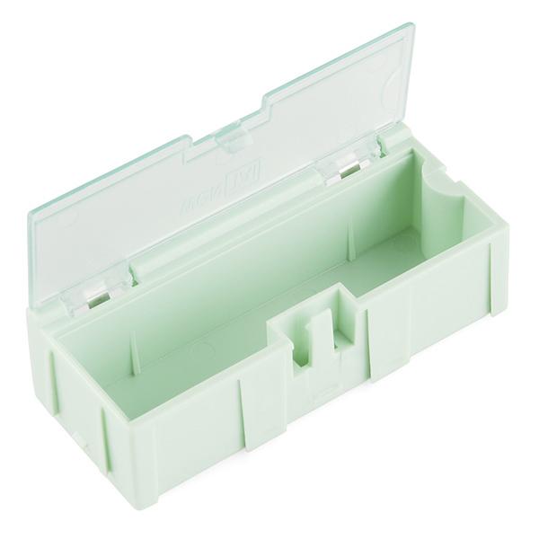 Modular Plastic Storage Box - Medium (4 pack)  sc 1 st  SparkFun Electronics & Modular Plastic Storage Box - Medium (4 pack) - TOL-11528 - SparkFun ...