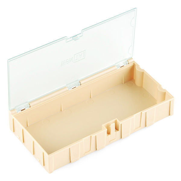 Modular Plastic Storage Box - X-Large