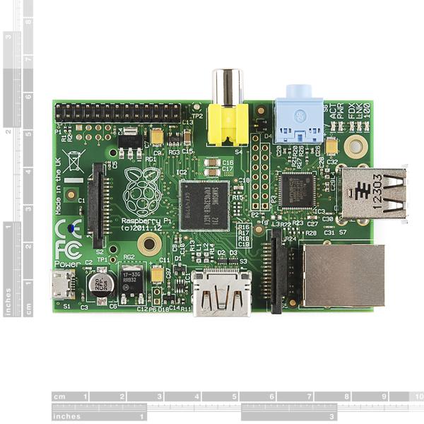 Raspberry Pi - Model B
