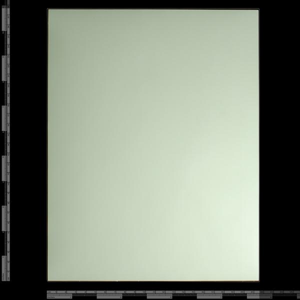 "Photoluminescent Panel - 8.5x11"""