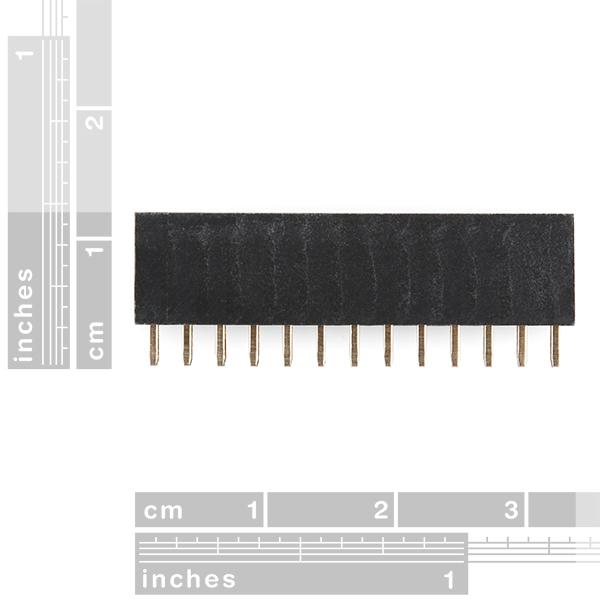 13x2 Pin Female Header