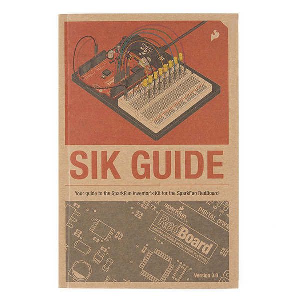 SparkFun Inventor's Kit Guidebook - V3