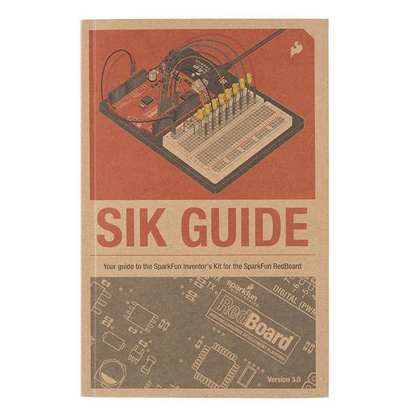 SparkFun Inventor's Kit Guidebook - V3 - BOK-11976