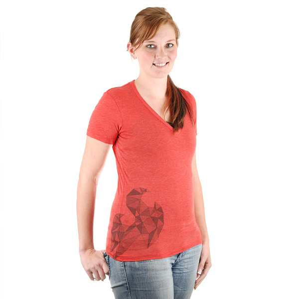 SparkFun Women's Tee Red - Small