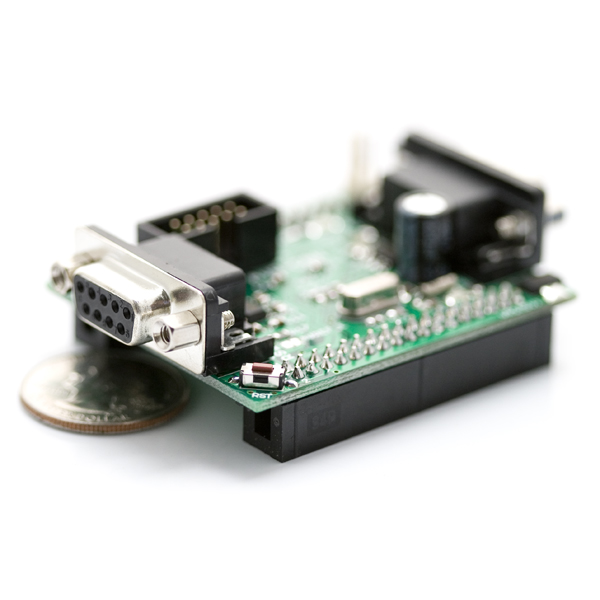 Development Board for AT90CAN128 - AVR-CAN