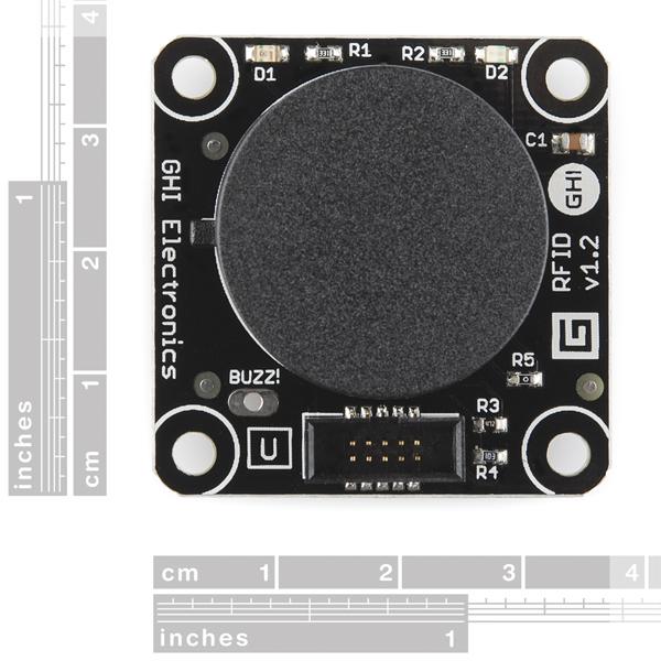 Gadgeteer - RFID Reader Module
